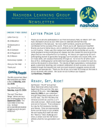 NLG March 2009 Newsletter