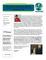 NLG June 2012 Newsletter