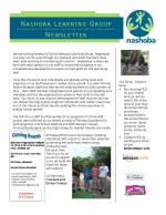 NLG September 2014 Newsletter
