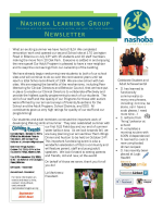 NLG September 2015 Newsletter
